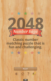 2048 Number Saga - screenshot