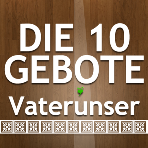Die 10 Gebote - für Android 書籍 App LOGO-硬是要APP
