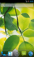 Screenshot of Green Leaves HD
