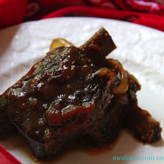 Amazing Crockpot Short Ribs