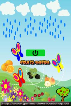 fruits games toddlers apk screenshot