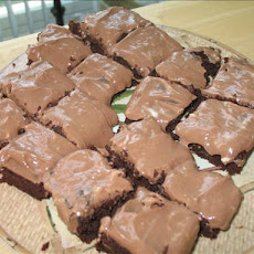 Triple Chocolate Brownies (Light)