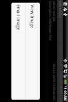 Screenshot of IMb Reader