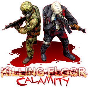 Cover art Killing Floor: Calamity