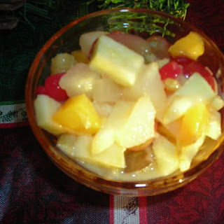 Holiday Fruit Salad