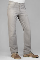 Standard Original Straight Leg In Grey