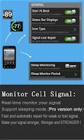 Screenshot of Signal Guard Pro