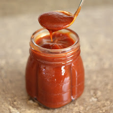 Homemade Spicy Barbecue Sauce