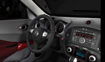 Screenshot of Discover Nissan Juke