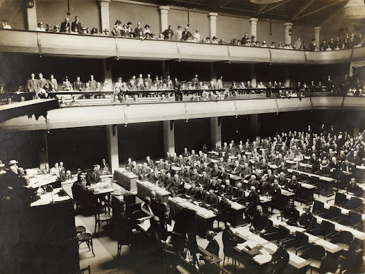 First General Assembly of the League of Nations, 1920