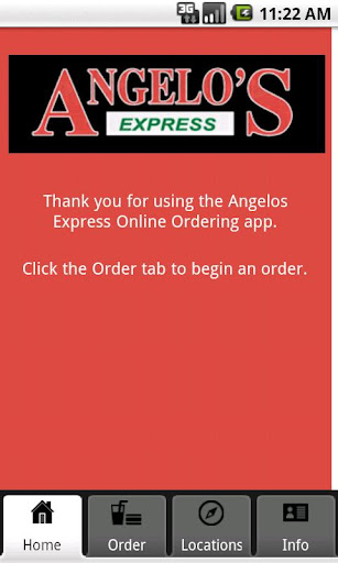 Angelo's Express