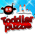 Toddler puzzle icon