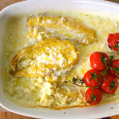 Smoked Haddock Oven Baked Risotto