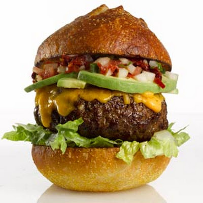 Guilt-Free Cheeseburger