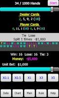 Screenshot of Blackjack K4