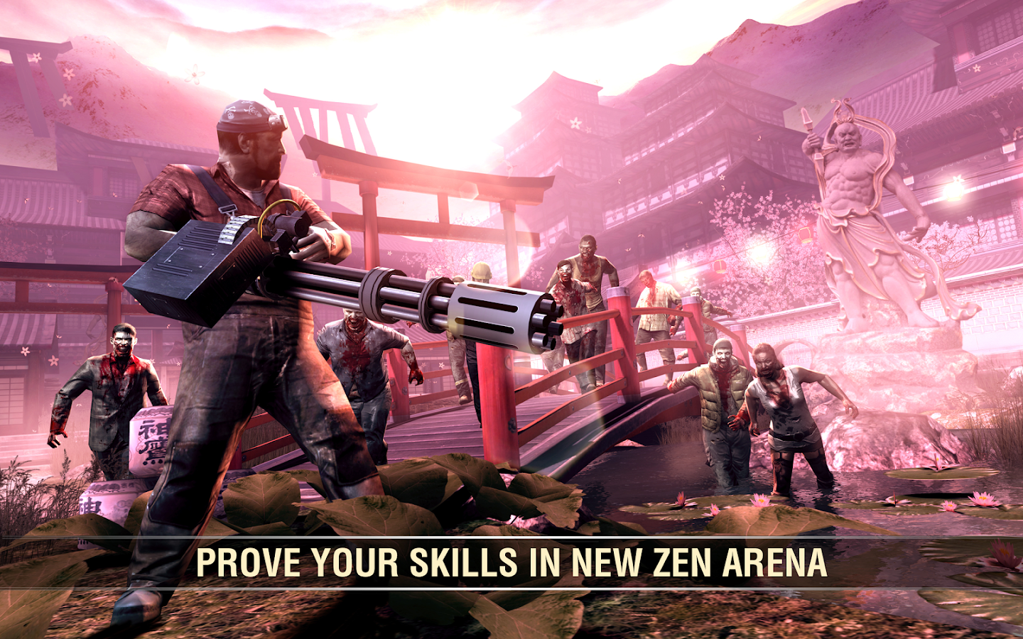 Dead Trigger 2: First Person Zombie Shooter Game Screenshot 11