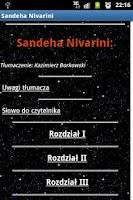 Screenshot of Sandeha Nivarini - Sai Baba