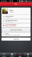 Screenshot of Friendtones