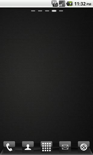 ghCarbon - GO Launcher EX