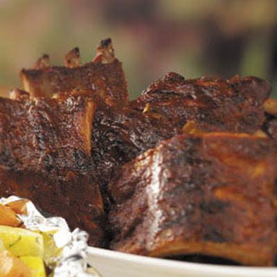 Tender Baby Back Ribs