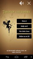Screenshot of Tarot of the fairies premium