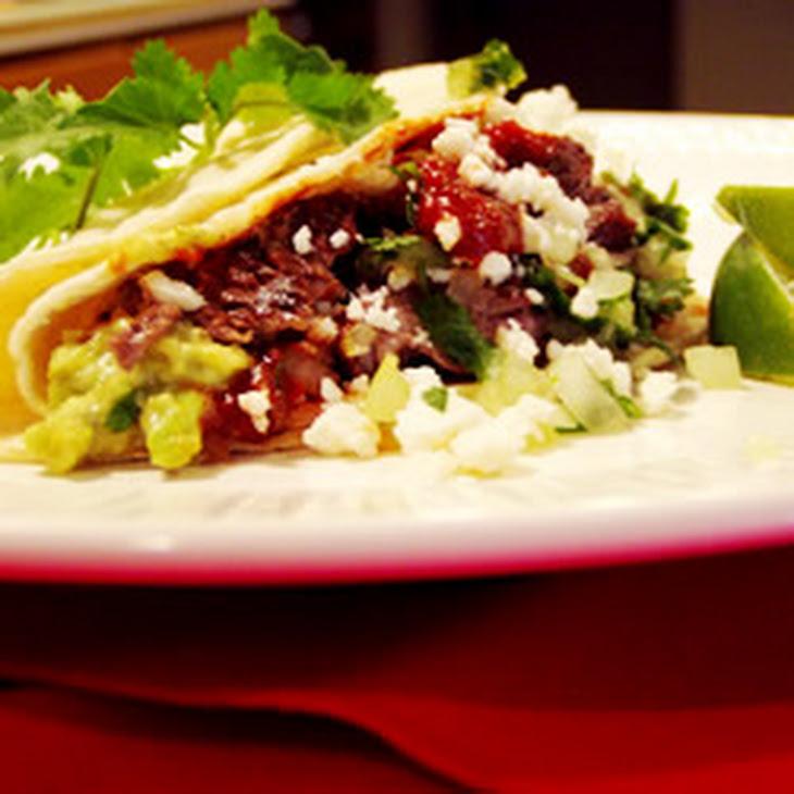 Taqueria-Style Tacos (Carne Asada)