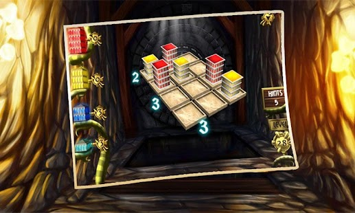 Reiner Knizia's Skyline Free - screenshot
