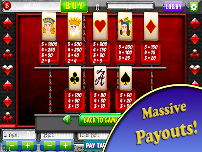 Poker Slots - screenshot
