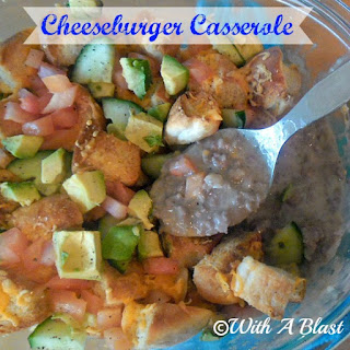 Cheeseburger Casserole Cream Of Mushroom Soup Recipes