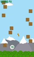 Screenshot of Hamster Climb