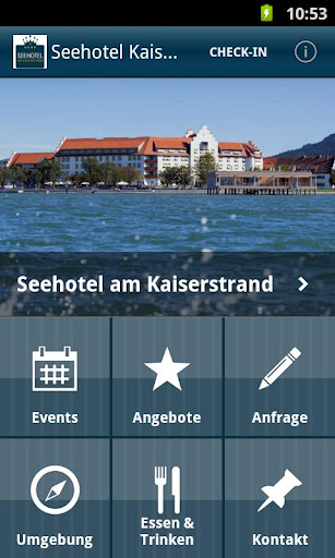 Seehotel Am Kaiserstrand