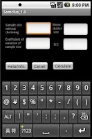 Screenshot of Samclus