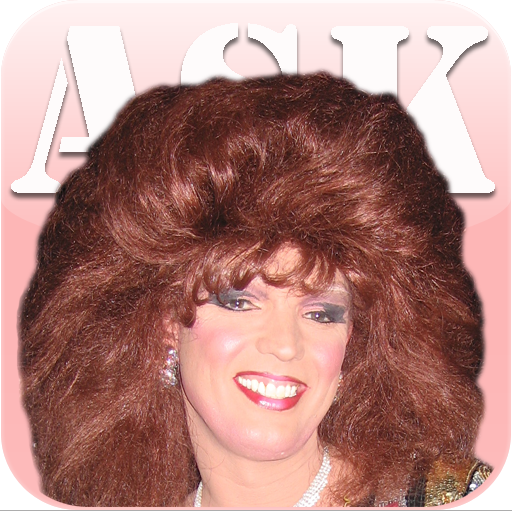 Ask Some Drag Queens LOGO-APP點子