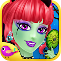 Download Android Game Monster Salon for Samsung