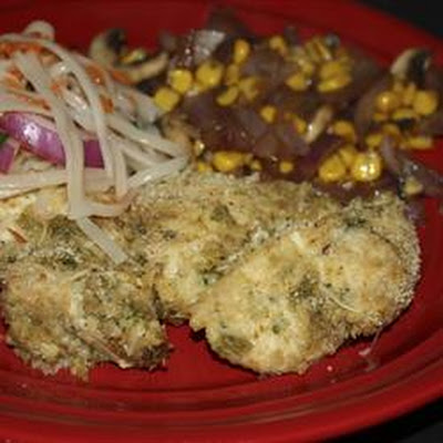 Thai Breaded Chicken Filets