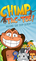Screenshot of Chimp Tic Tac Toe