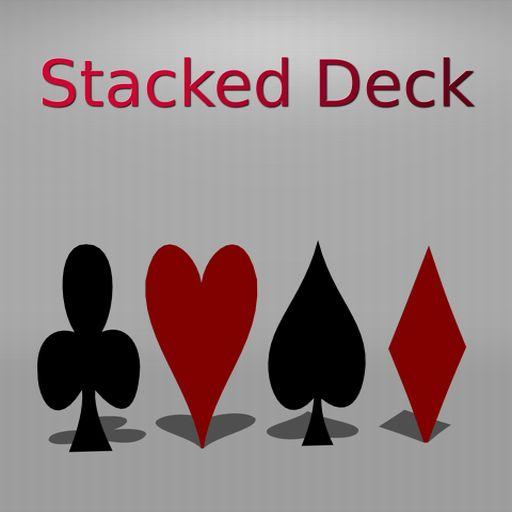 Stacked Deck LOGO-APP點子