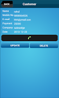 Screenshot of Payment Reminder