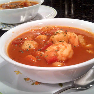 Red Seafood Soup Recipes
