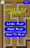 Screenshot of Where's the Cheese!