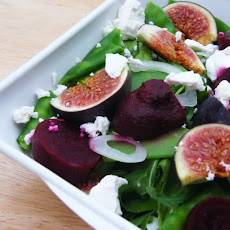 Fig, Beetroot & Feta Salad