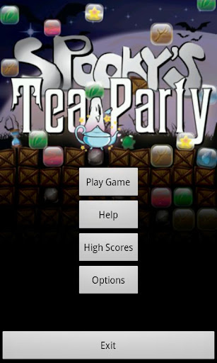 Spooky's Tea Party