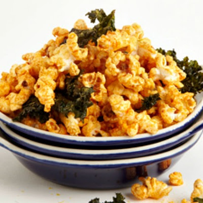 Kale and Popcorn Medley