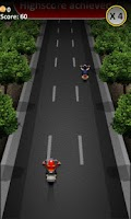 Screenshot of Moto Racing FREE
