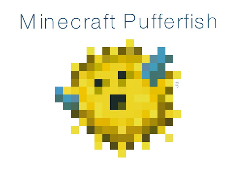 how to make a puffer fish in minecraft