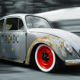 rusty and fasty by Vlad Sidorak - Transportation Automobiles (  )
