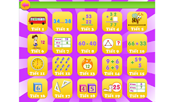 Screenshot of Hoc Tot Toan Lop 2 - Tap 1Free