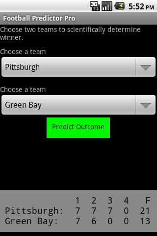 Football Predictor Pro