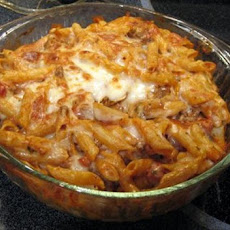 Baked Turkey Ziti