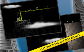 Screenshot of Stickman Base Jumper